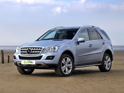 Mercedes ML 350 automaat