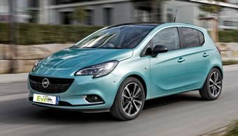 Opel corsa AUTOMAAT