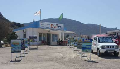 Eye Drive rent a car in Hersonissos Crete